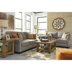 Leola- Slate Sofa and Loveseat