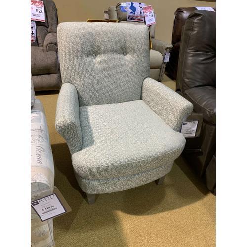 Cerise Swivel Chair