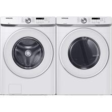Samsung 4.5-cu ft High Efficiency Front-Load Washer & 7.5-cu ft Electric Dryer Set