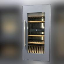 "24"" Built-In Wine Cabinet"
