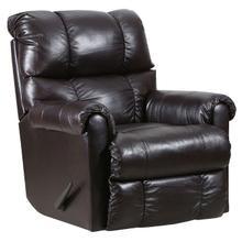 4208-19 Avenger Rocker Recliner - Soft Touch Bark Leather