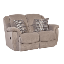 Rocking Recliner Loveseat