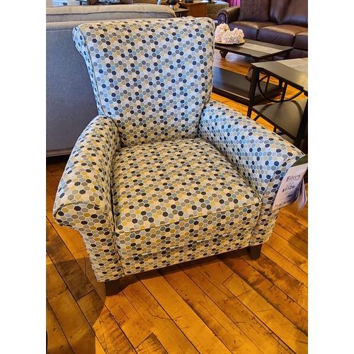 Decor-rest - 2470 Accent Chair - Honeybee
