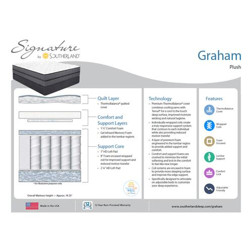 Southerland - Signature Collection - Graham - Plush