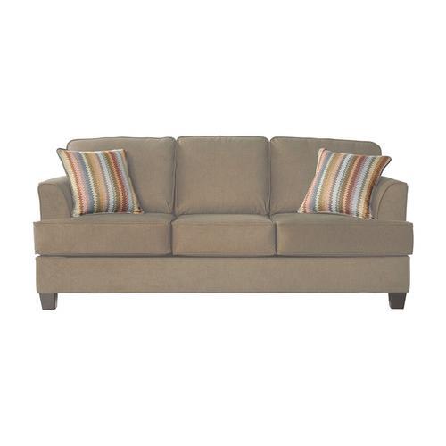 Beamer- Khaki Queen Sofa Sleeper