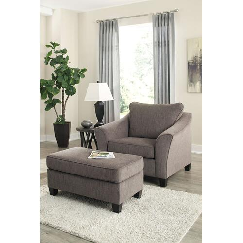 Nemoli Chair and a Half - Slate