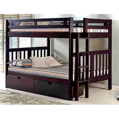 Product Image - Roma Bunk Bed - F/F