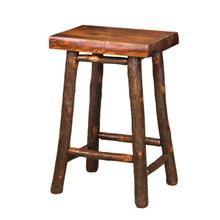 Pine Top Bar Stool