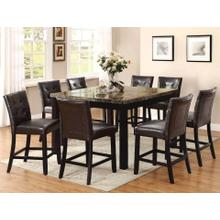 5 Piece Bruce Counter Height Dining Set