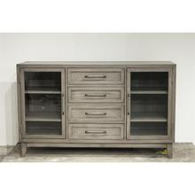 See Details - Gray Wash Sideboard