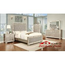Generation Trade Furniture Reflactions 152100 Bedroom set Houston Texas USA Aztec Furniture
