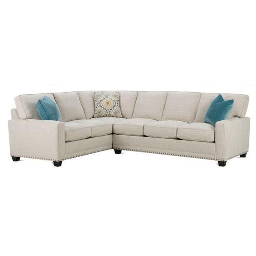 Rowe Furniture - Premium Collection - MyStyle Track Arm Sectional