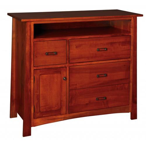 Country Value Woodworks - Craftsmen Media Dresser