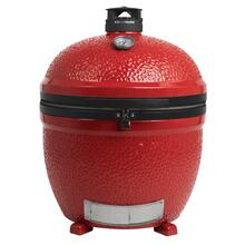 BigJoe Red Stand Alone - with Heat Deflector & Tools