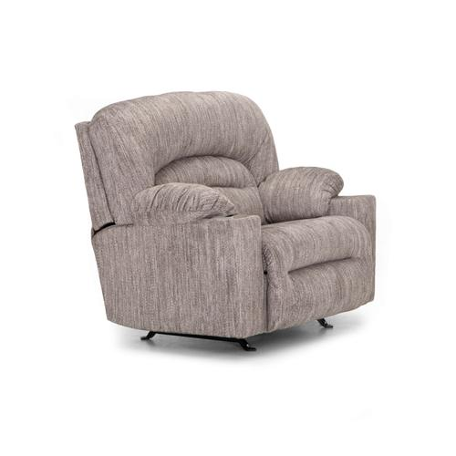 Gradin Tan Power Recliner