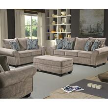 BEHOLD 1000-03-2505-03G Trinidad Sand Sofa, Loveseat & Chair Group