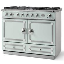 Tapestry Cornufe 110 with Polished Chrome Accents