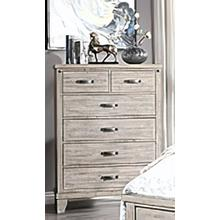 See Details - Marwick Transitional 5 Drawer Chest