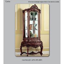 Curio Cabinet 407