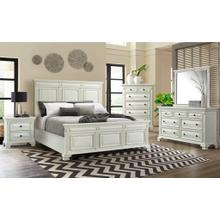 View Product - Calloway Queen 8 Piece White Bedroom Group