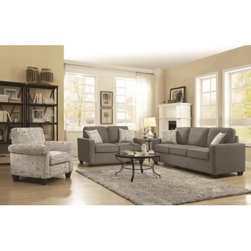 Barden Sofa and Love Seat