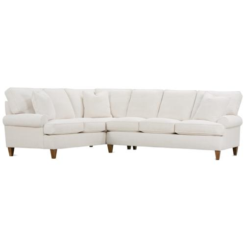 Cindy Right Sectional Sofa