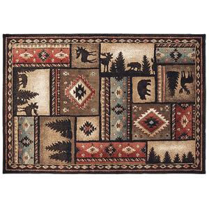 "Oriental Weavers Usa, Inc. - 5'3"" X 7'3"" WOODLANDS AREA RUG        (090W9,91652)"