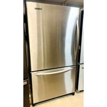 USED- 20.3 Cu. Ft. 35 5/8 in. Width Counter-Depth Freezer-on-the-Bottom Refrigerator Architect® Series - BMSS36-U  SERIAL #2