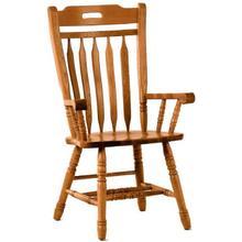See Details - Masons Arm Chair