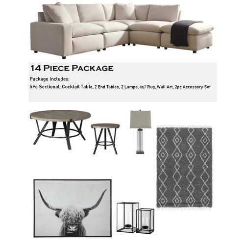 Savesto 14 Piece Room Package