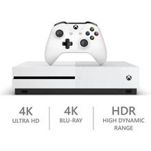 Product Image - XBOX X-Box One S Bundle 1TB Console, 2 assorted games, 1 controller