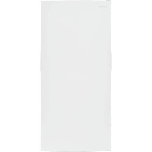 33 Inch Upright Freezer with 20.0 Cu. Ft. Capacity, Adjustable Wire Shelves, Door Bin Storage, Automatic Defrost, Electronic Controls, and CSA Listed