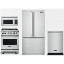 VIKING 4-Piece Appliance Package under $9k!