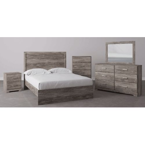 B2587 Queen Panel Bed Only (Ralinksi)
