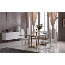 Complete Dining Room Set ( Also Available As Individual Pieces )