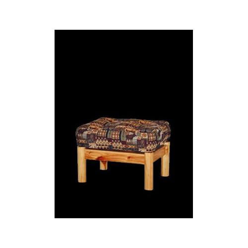 Kodiak Furniture - Santa Fe Ottoman