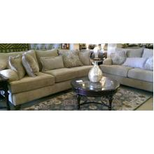 OK42200FS  Sofa and Loveseat - French Cash Wink Cash
