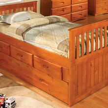 Honey Rake Bed