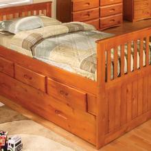 See Details - Honey Rake Bed