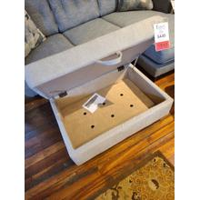 See Details - CLEARANCE Storage Ottoman