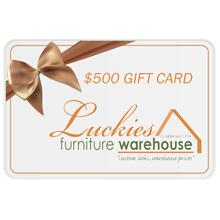 View Product - $500 Gift Card - NO Tax Charged