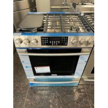 See Details - Scratch and Dent 30'' Gas Front Control Freestanding Range