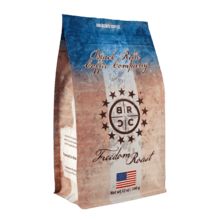 Freedom Roast 12oz Ground Bag