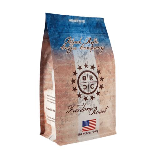 Black Rifle Coffee Company - Freedom Roast 12oz Ground Bag