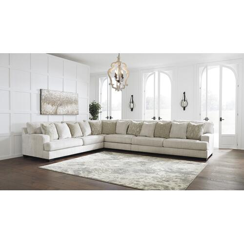 Rawcliffe 4 pc. Sectional