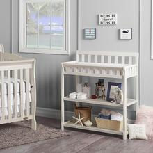 New Ashton Changing Table- French White