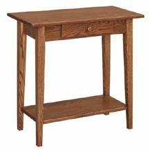 See Details - Shaker Console Table with Drawer