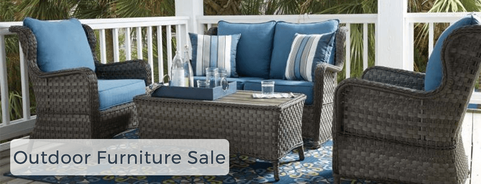 Outdoor Furniture Sale!