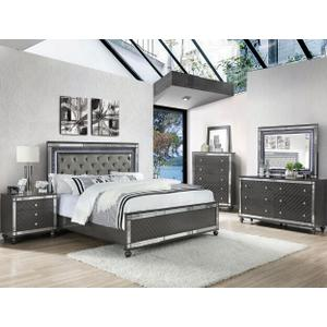 Crown Mark B1670 Refina King Bedroom
