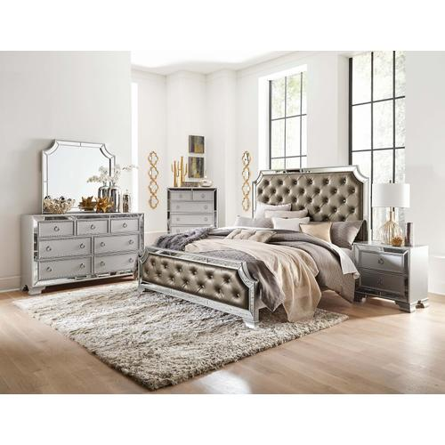 Packages - Avondale 4pc Cal King Bed Set